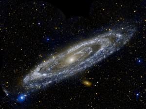 Ultraviolet Rings of M31