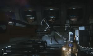 What: Alien Isolation's save system