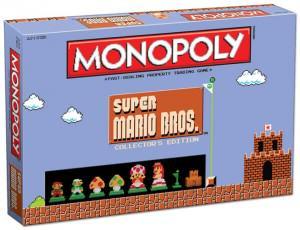New Monopoly set features Super Mario Bros.