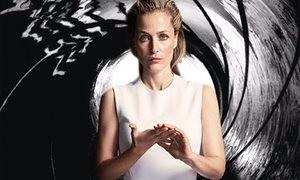 It's Bond, Jane Bond: Gillian Anderson throws hat into the ring to be next 007