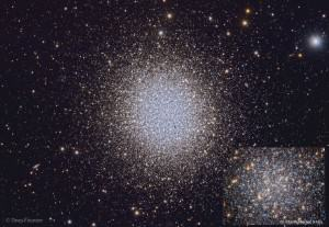 M13: A Great Globular Cluster of Stars