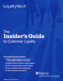 The 5 Most Important Design Criteria for Your Loyalty Program.  ROI Isn't One of Them.