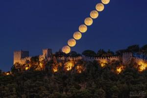Harvest Moon Eclipse