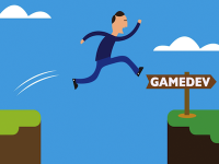 Manage Your Game Dev Career By Thinking Like An Entrepreneur