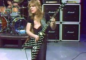 Randy Rhoads Warmup Exercises and More: Complete 1982 Guitar Clinic