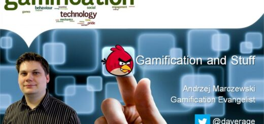Gamification and stuff 520x245 Gamification Resources that I Like