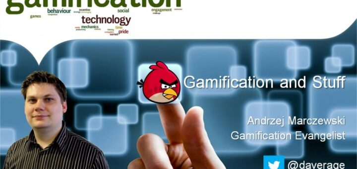 Gamification and stuff 720x340 Gamification Resources that I Like