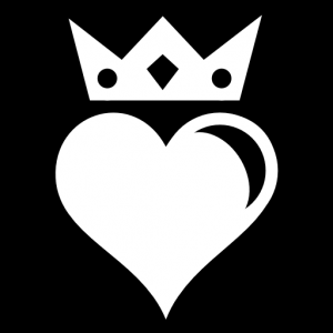 Crowned heart 300x300 crowned heart