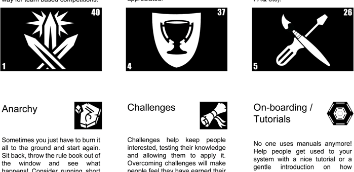 Gamification Inspiration Deck large 699x340 Gamification Inspiration Cards
