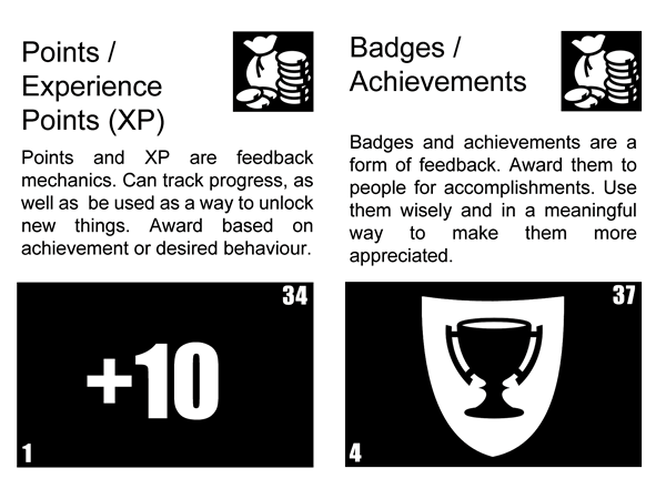 Pb Points and Badges in Gamification 8211 Not totally evil