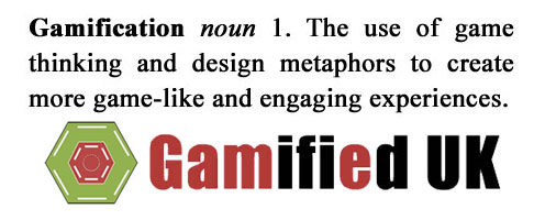Gamification definition Updated What gamification is to me 8211 My definition