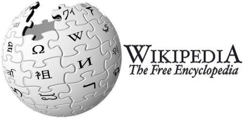 Wikipedia logo 500x243 wikipedia logo