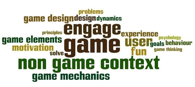 20140505 144722 Why do we use game related words in gamification