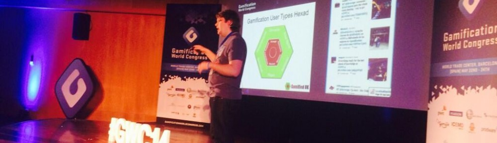 me presenting the gamification user types hexad