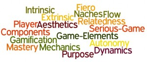 gamification glossary