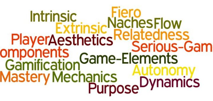 Gamification glossary 720x340 Gamification is sh1t Let 8217 s make it better
