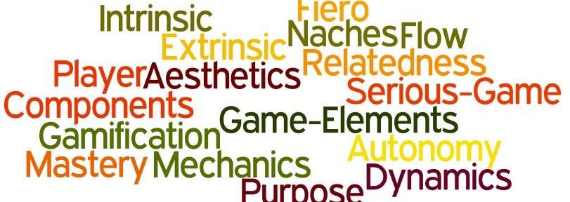 gamification glossary