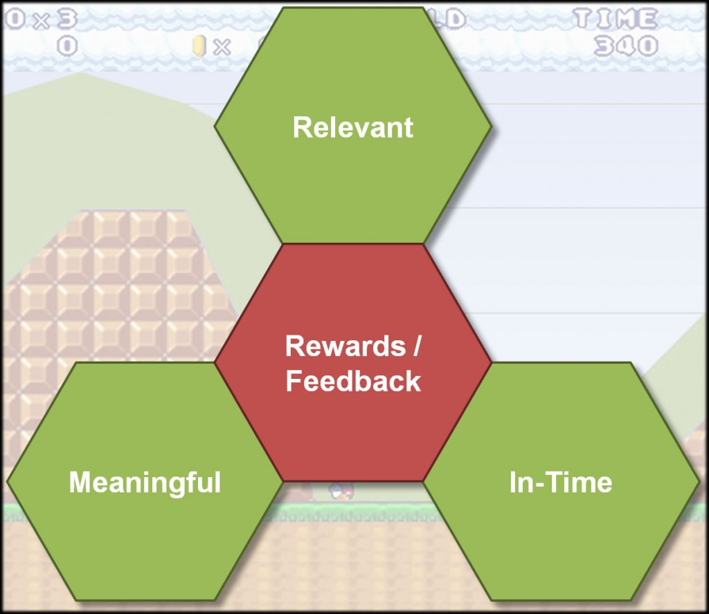 feedback and rewards