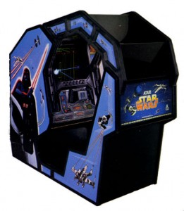 Star Wars Sit Down Arcade