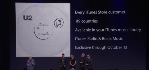 U2 itunes 520x245 2 major lessons Apple has just taught us about loyalty