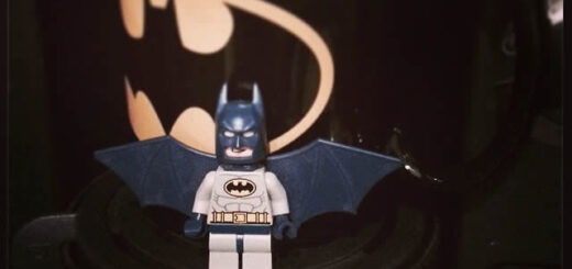Batman and mug 520x245 Have a Batman break to keep motivated