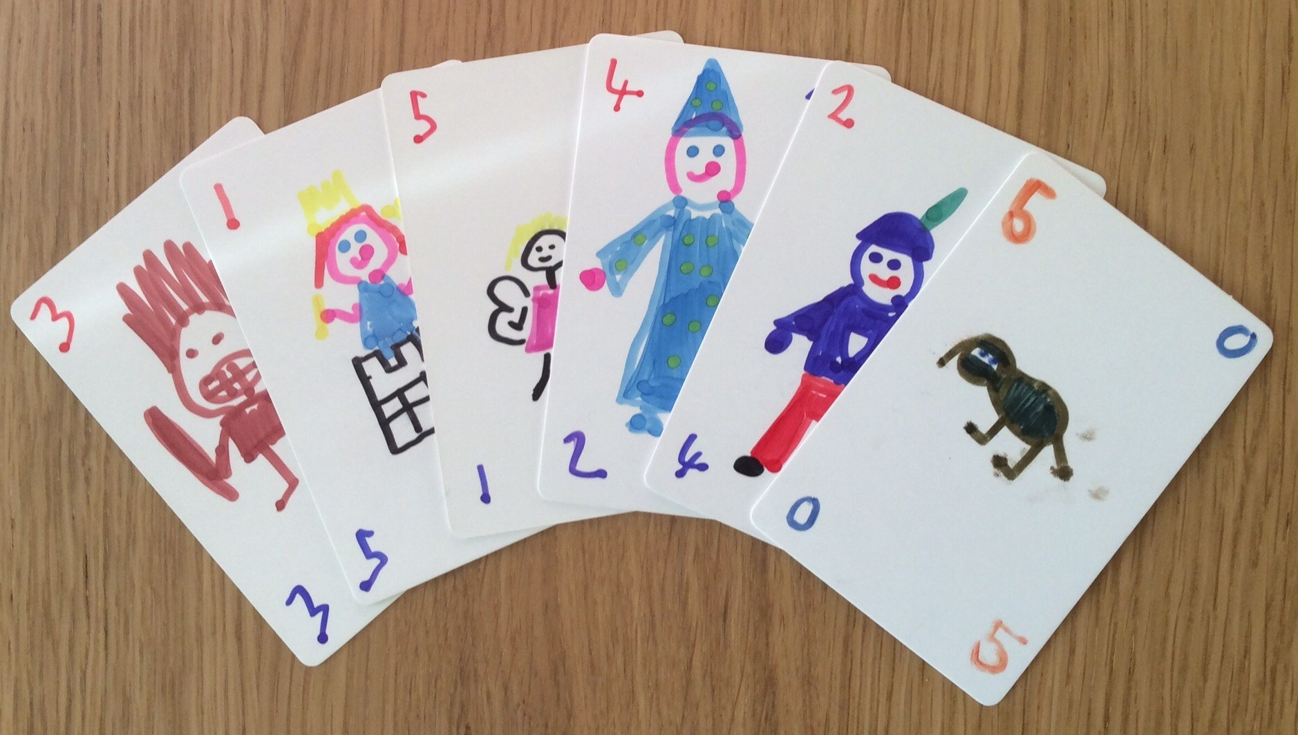 Magical Kingdom Cards