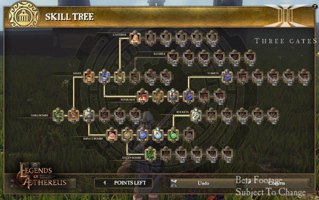 Inverntor Skill Tree