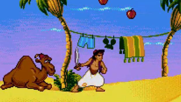 Aladdin Mickey