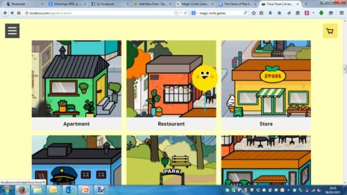 Toca Boca website 500x281 Learning about playfulness from Toca Boca