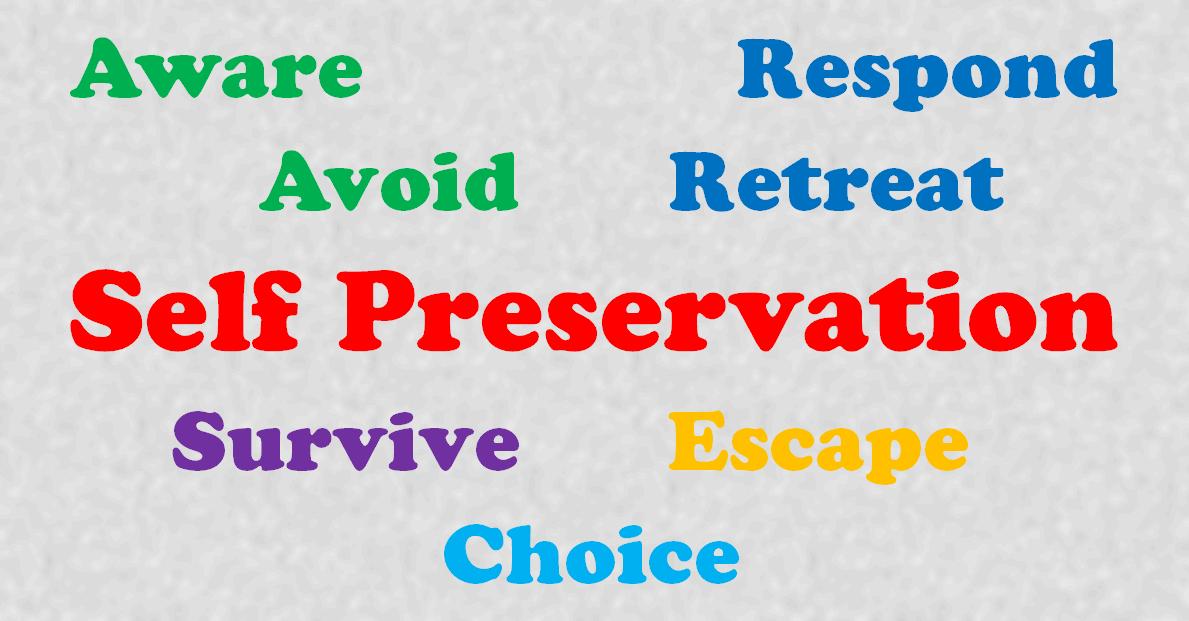 self preservation 2