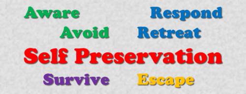 Self preservation 500x192 self preservation