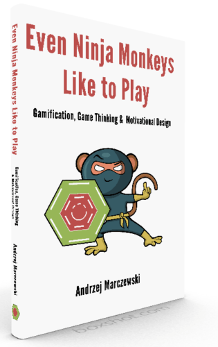 Even Ninja Monkeys Like to Play