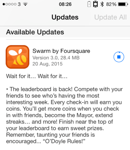 Leaderboards are Back in Swarm!