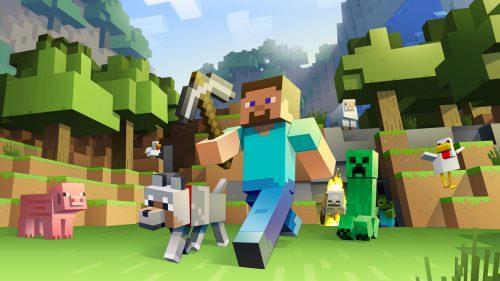 Minecraft 500x281 minecraft