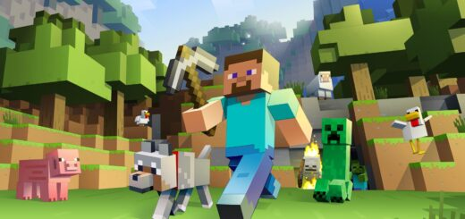 Minecraft 520x245 Being Kind When Discussing Gamification
