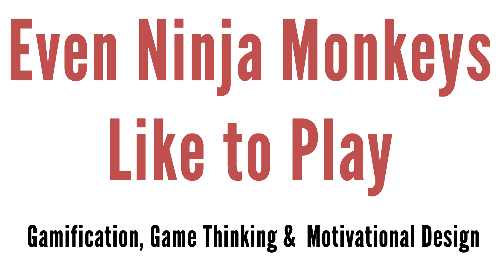 Even ninja title Even Ninja Monkeys Like to Play Errata