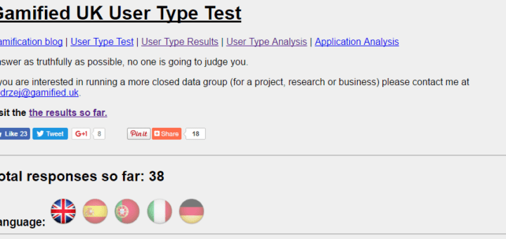 Test 720x340 New Gamification User Type Test
