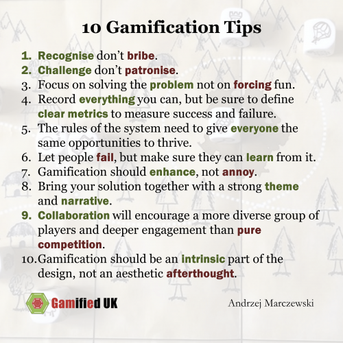 10 gamification tips 500x500 10 gamification tips