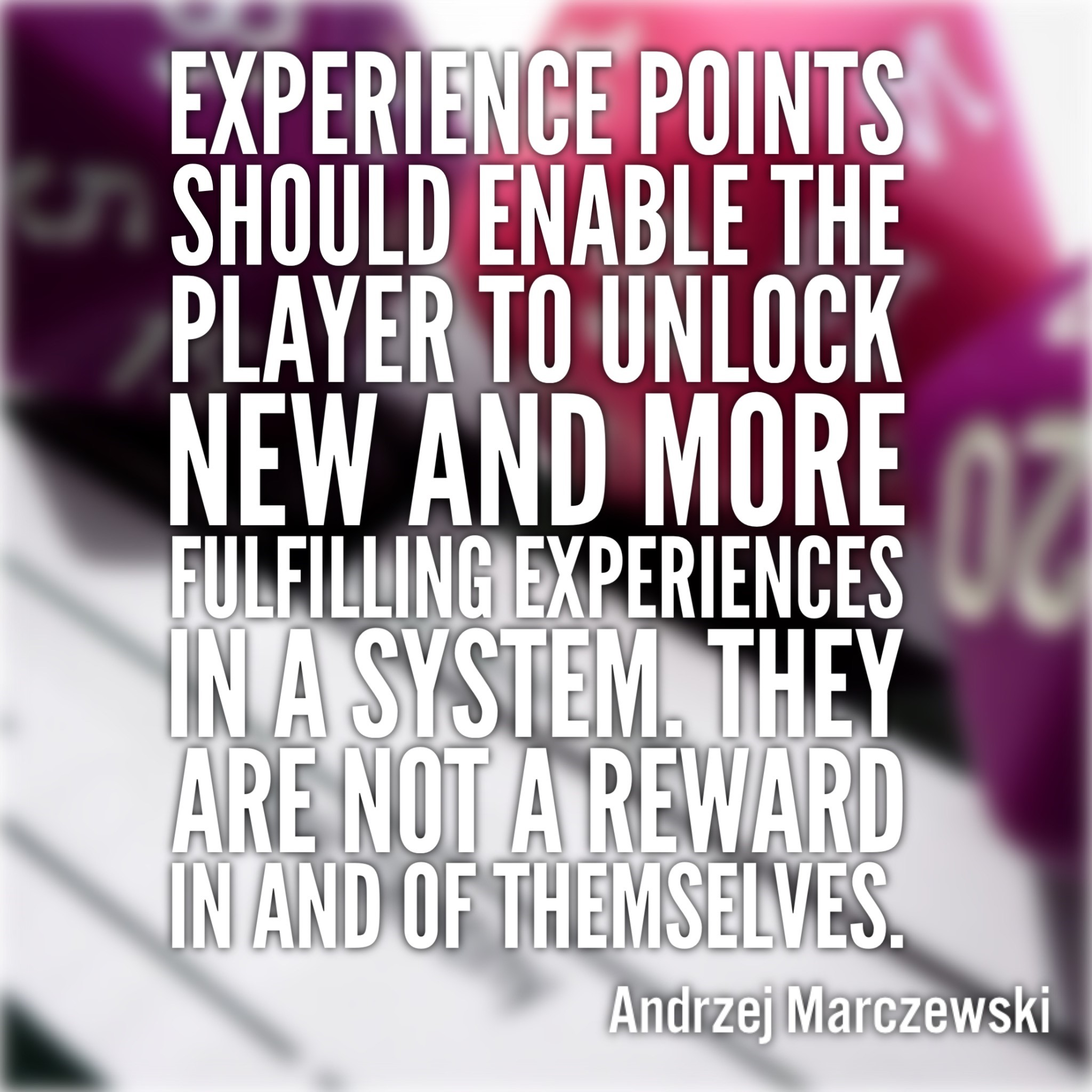 Experience Points Experience Points and Gamification 8211 Getting it Wrong