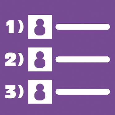 Leaderboard icon Leaderboard icon