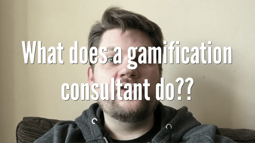 Snapshot 3 What Does a Gamification Consultant Do
