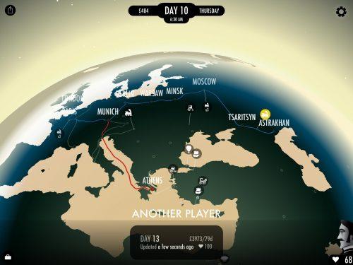 1 globe multiplayer 500x375 80 Days Multiplayer