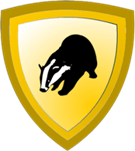 Badger badge Gamification When Badges are Better than Badgers
