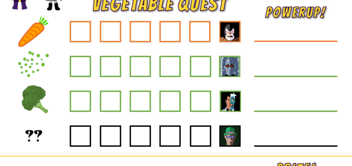 Veg Quest 720x340 Using Gamification to Elevate Design
