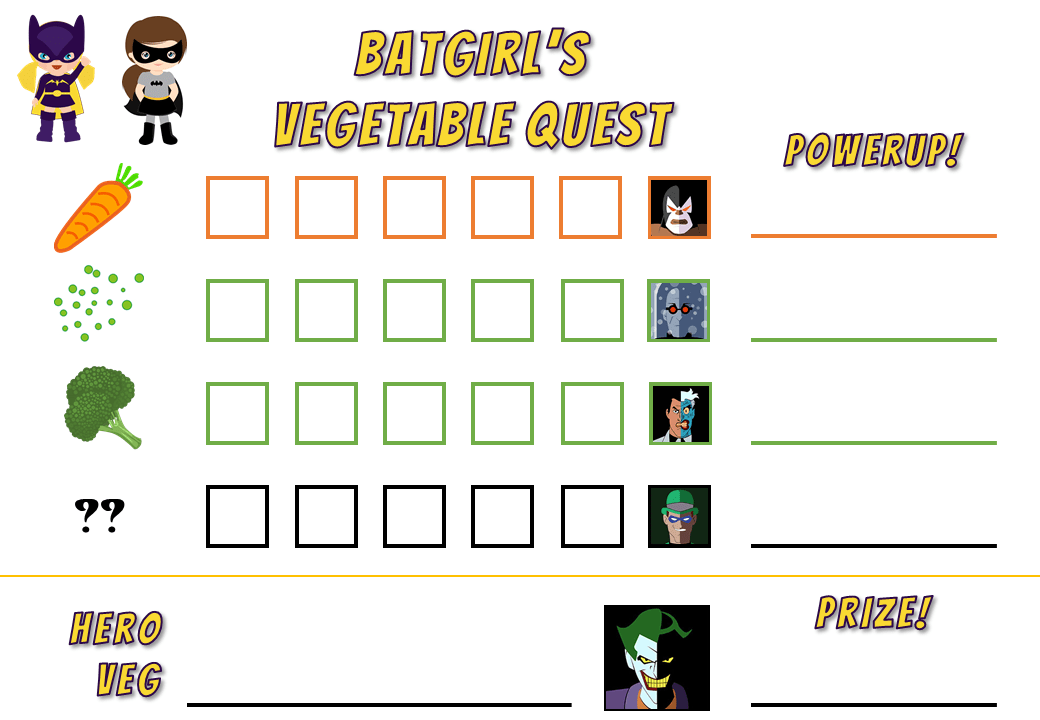 Veg Quest Using Gamification to Elevate Design