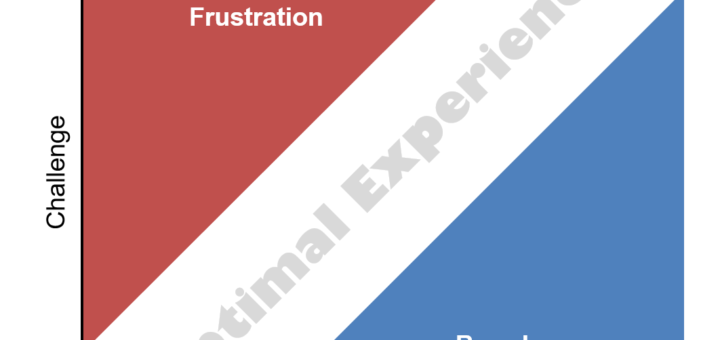 Optimal Experience 720x340 Optimal Experience in Gamification