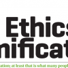 Ethics in Gamification