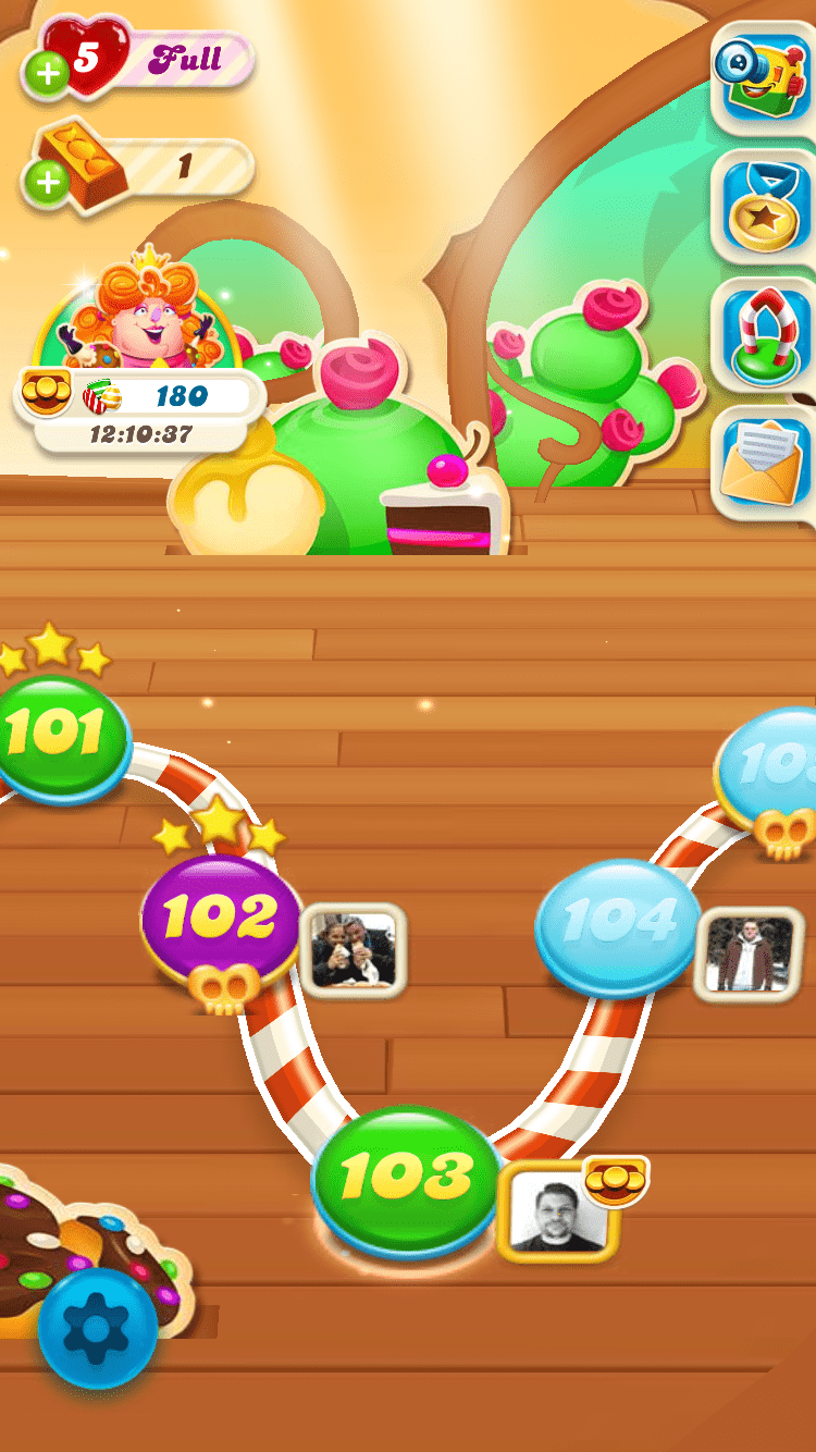 Learning From Games: Candy Crush and Soda Saga - Gamified UK