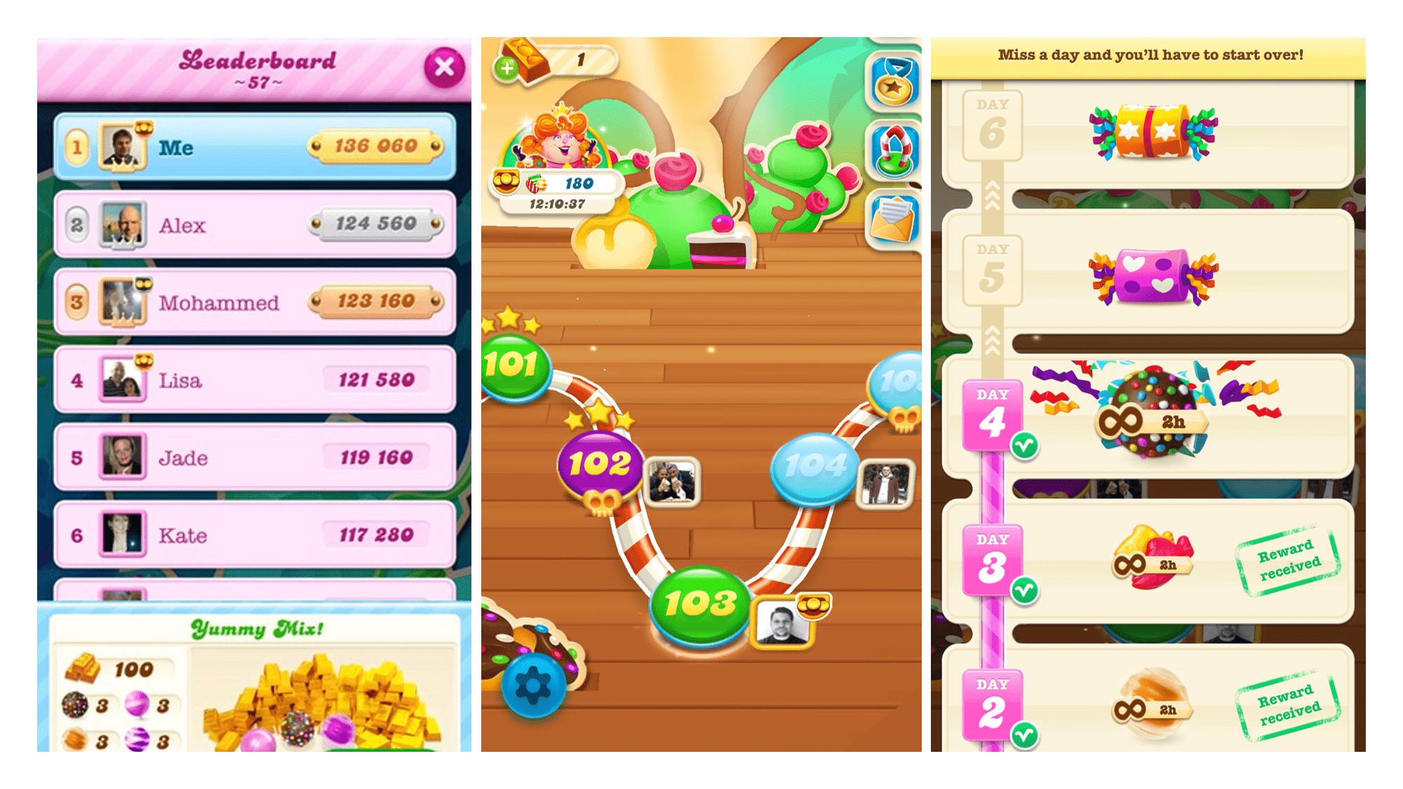 Soda Saga Learning From Games Candy Crush and Soda Saga