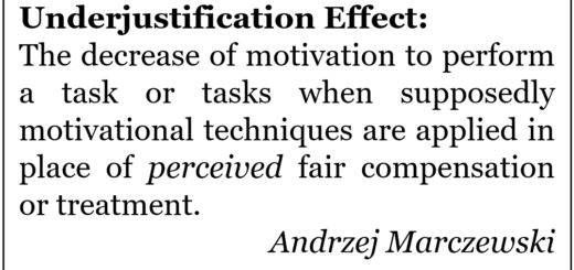 Underjustification Effect 520x245 Underjustification Effect
